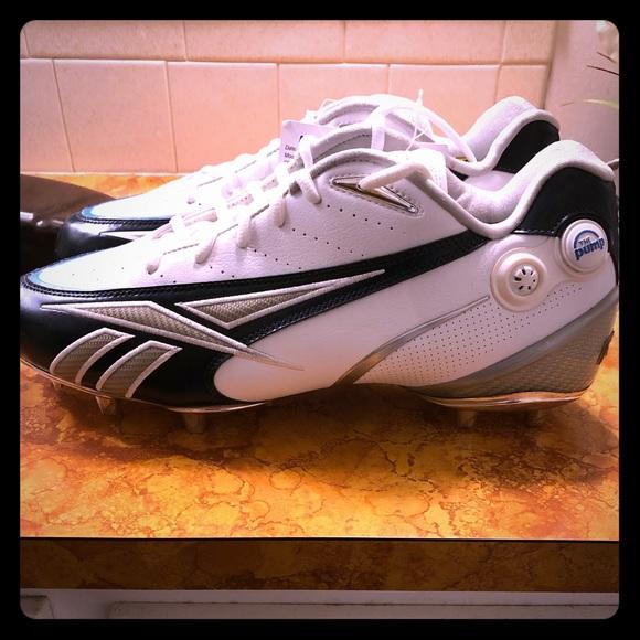 Reebok Shoes | Pump Football Cleats